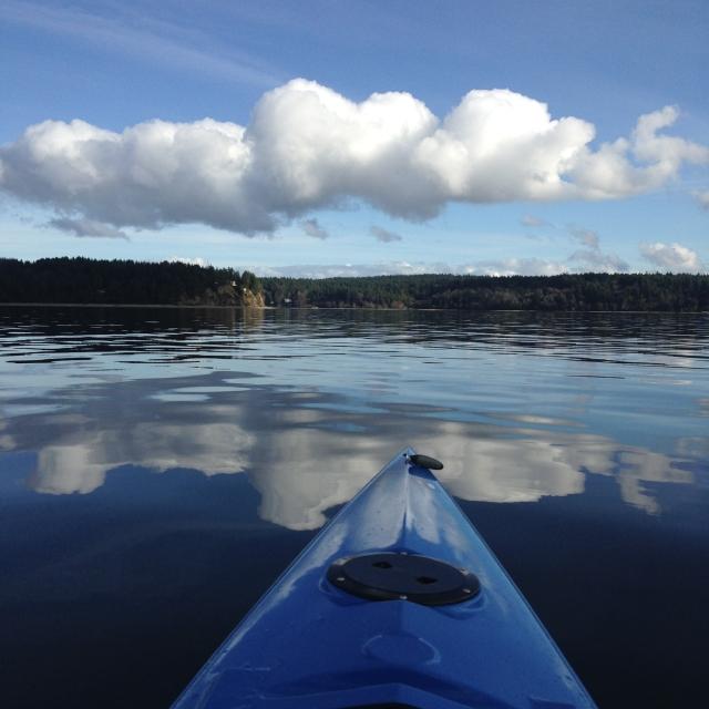 why we kayak